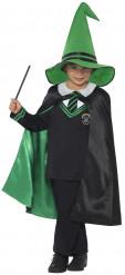 Zauberlehrling Kinderkostüm grün