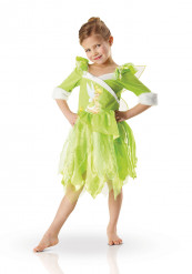 Tinkerbell Disney Fee Elfe Winter Kinderkostüm lindgrün