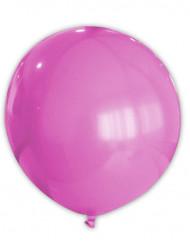 Riesen Party Dekoration XXL Luftballon pink 80 cm