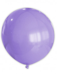 Riesen Party Dekoration XXL Luftballon violett 80 cm