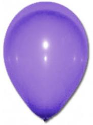 Luftballons Ballons Party-Deko 100 Stück violett 30cm