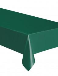 Party-Tischdecke Tischdeko dunkelgrün