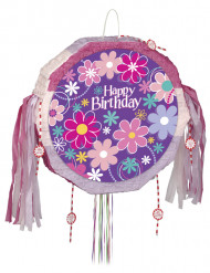 Happy Birthday-Piñata Geburtstags-Partydeko bunt