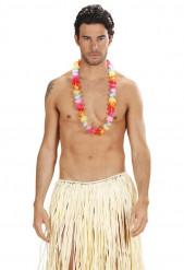 Hawaii Blumenkette Halskette bunt