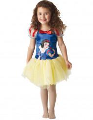 Schneewittchen Ballerina Kinder-Kostüm blau-gelb