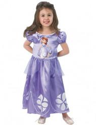Sofia Disney Kinderkostüm Prinzessin Lizenzware flieder-weiss