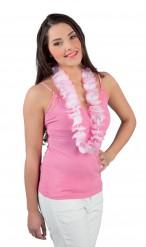 Hawaii Blumen Halskette rosa