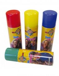 Luftschlangen-Spray Silvester Party-Deko bunt 100ml
