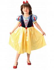 Disney™ Schneewittchen™ Prinzessin-Kostüm für Mädchen Lizenzware gelb-blau