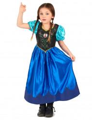 Disneys Frozen Die Eiskönigin Anna Classic Kinder Kostüm Lizenzware bunt