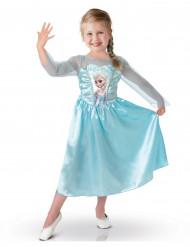 Disneys Frozen Die Eiskönigin Elsa Classic Kinder Kostüm Lizenzware hellblau-silber