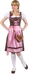 Bayerin-Kostüm Damenkostüm