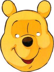 Winnie Puuh™-Pappmaske