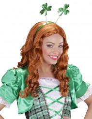 Haarreif Kleeblätter für Erwachsene Saint Patrick