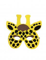 Giraffenmaske für Kinder