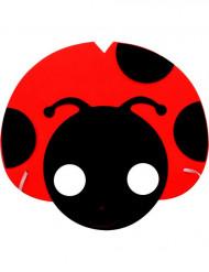 Marienkäfer-Maske für Kinder