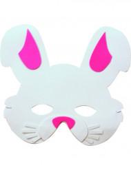 Kaninchen-Maske für Kinder