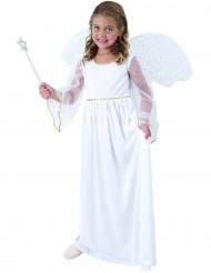 Kleiner Engel Kinder-Kostüm weiss