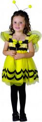 Bienchen Kinder-Kostüm schwarz-gelb