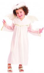 Engel Kinderkostüm weiss-gold