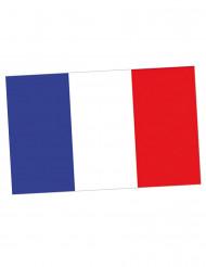 Französische Flagge Fanartikel blau-weiss-rot 150 x 90 cm
