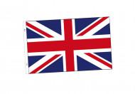 Großbritannien Länder-Flagge blau-rot-weiss