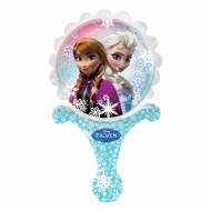Luftballon Aluminium Frozen Disney-Lizenzartikel bunt