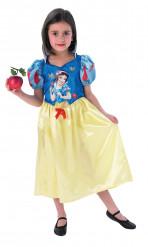 Schneewittchen Disney Kinderkostüm Lizenzware blau-gelb