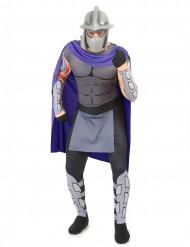 Ninja-Turtles-Kostüm Shredder schwarz-lila