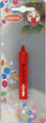 Schminkstift für Karneval rot 2,3g