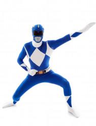 Power Rangers Morphsuit Lizenzware blau