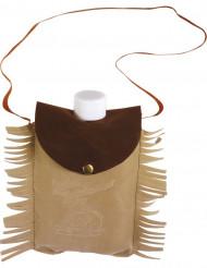Indianer Tasche Handtasche beige