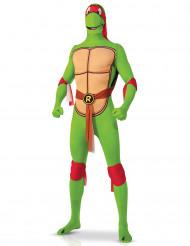 TMNT Raphael Second Skin Suit Lizenzware grün-bunt