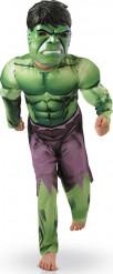 Hulk Kinderkostüm Comic grün-lila