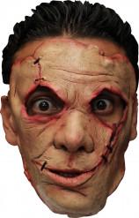 Genähter Psycho-Killer Latex-Maske haut