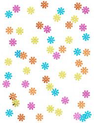 Party-Konfetti Blumen Hippie Flower Power bunt 28g