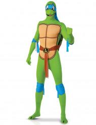 TMNT Leonardo Second Skin Suit Lizenzware grün-bunt