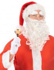 Weihnachtsmann Accessoire-Set rot-weiss