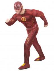 The Flash Deluxe Kostüm Lizenzware rot-gelb