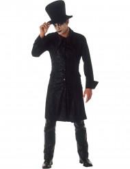 Halloween-Vampirkostüm Raven Lord schwarz
