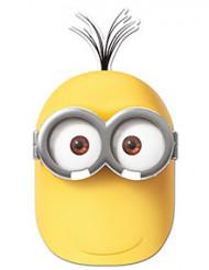 Minions™-Maske Kevin gelb-weiss