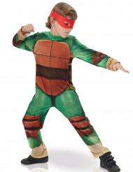 TMNT Schildkröte Kinderkostüm Lizenzware grün-braun