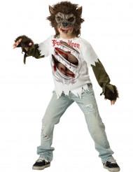 Ausgewähltes Werwolf-Kinderkostüm