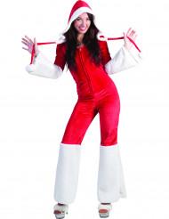 Weihnachtsfrauen-Kostüm