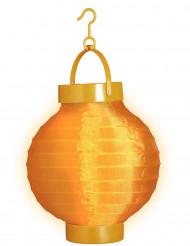 Lampion orange 15cm