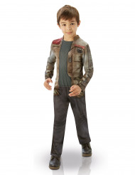 Finn Star Wars Kinderkostüm Lizenzware grau-braun