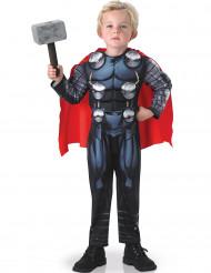 Avengers Assemble Thor Kinderkostüm Lizenzware Deluxe grau-rot