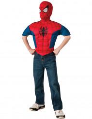 Spiderman - Kinder-Kostümset - rot-blau