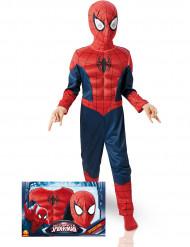 Spiderman™ Ultimate EVA 3D-Kinderkostüm Superheld rot-blau