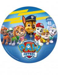 Paw Patrol™ Torten-Oblate Kuchendeko Lizenzware bunt 20cm
